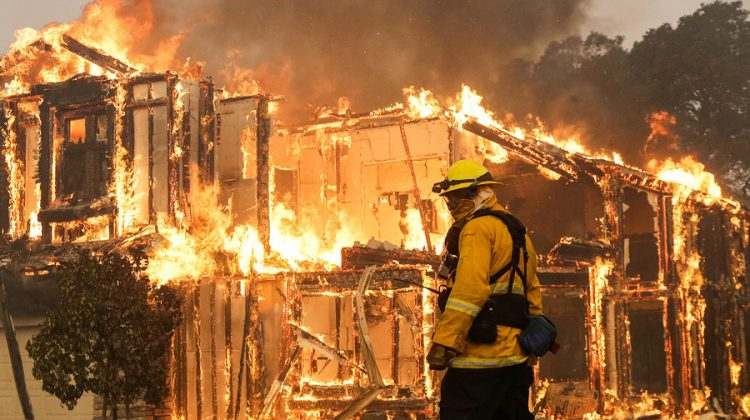 Firefighters Gaining Ground Against California's Deadliest Ever Blazes