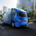 Chrysler Motors dabbles in the Electric Van Market