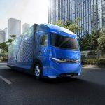 Chrysler Motors dabbles in the Electric Van Market