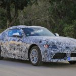 THE TOYOTA SUPRA ROAD CAR PROBABLY WON'T BE AT GENEVA