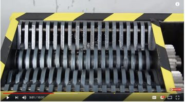 Satisfying Videos: What will it shred?